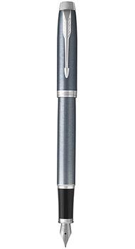 Ручка перьевая Parker IM 17 Light Blue Grey CT FP F 22 511