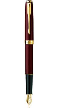 Ручка Parker Sonnet 08 Laque Red GT FP F 85 912R