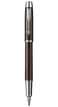 Ручка Parker IM Premium Metallic Brown FP F 20412K