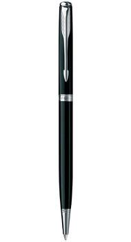 Ручка Parker Sonnet 08 Slim Laque Black SP BP 85 831S