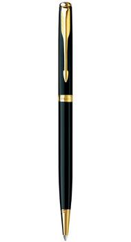 Ручка Parker Sonnet 08 Slim Laque Black BP 85 831