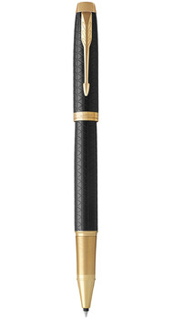 Ручка роллер Parker IM 17 Premium Black GT RB 24 022