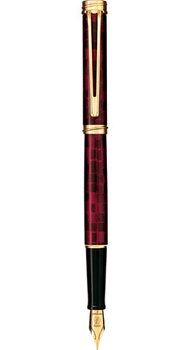 Ручка Waterman HARMONIE Red GT FP F 12104