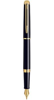 Ручка Waterman HEMISPHERE Black FP F 12053