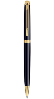Ручка Waterman HEMISPHERE Black BP 22002