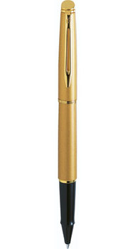 Ручка Waterman HEMISPHERE Stardust Gold GT RB 42560