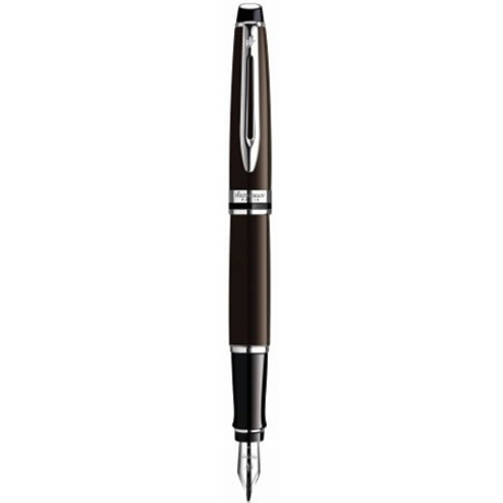 Ручка Waterman EXPERT Deep Brown CT FP F 10 040